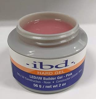IBD LED/UV Gels Builder Pink, 2 oz
