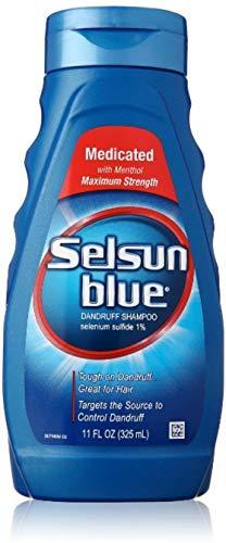 Selsun Blue Med Sh Trtmt Größe 11z Medicated Schuppen Shampoo