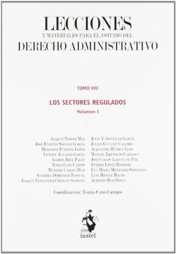 Los sectores regulados