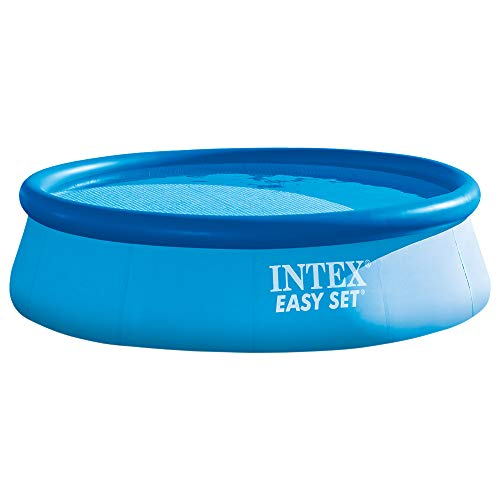 Intex 28130NP - Piscina hinchable Easy Set 366 x 76 cm, 5.619 litros