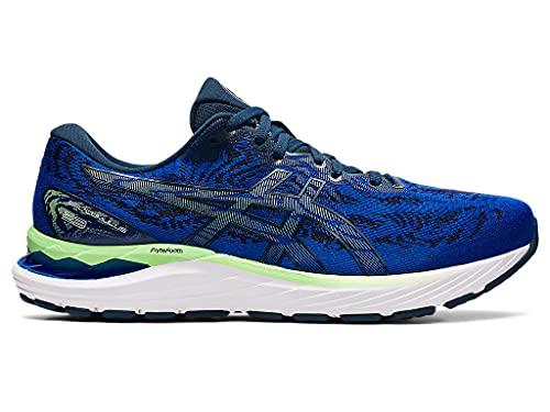 ASICS Men's Gel-Cumulus 23 Running Shoes, 11, Monaco Blue/French Blue