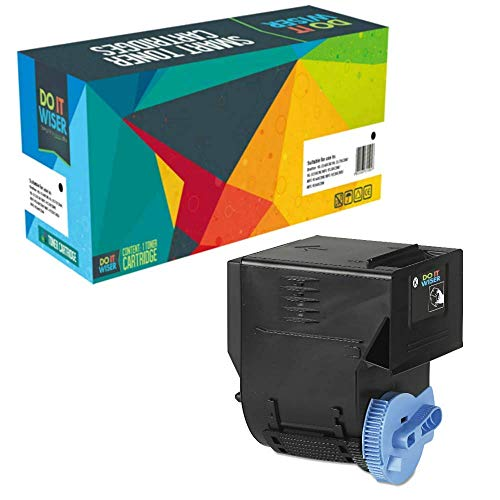 Do It Wiser Toner Cartridges Set For Canon ImageRunner C2880, C3380 - Black Yield 26,000 pages - Color Yield 14,000 pages Photo #5