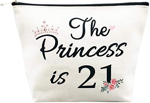 21st Birthday Gifts for Women Best Friend Daughter Funny 21 Year Old Birthday Gift for Her The product image