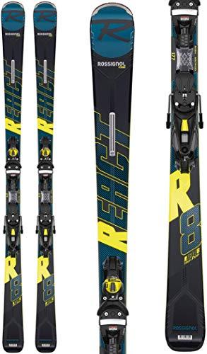 Rossignol React R8 HP NX 12 KONECT GW B Skis Homme Noir 163 cm
