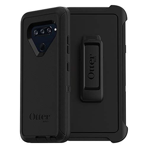 OtterBox Defender Series Case for LG V40 ThinQ - Retail Packaging -...
