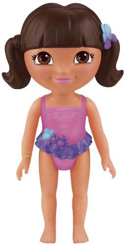 Dora l'exploratrice – Fête dans la Plage, poupée de Bain (Mattel Y1424)