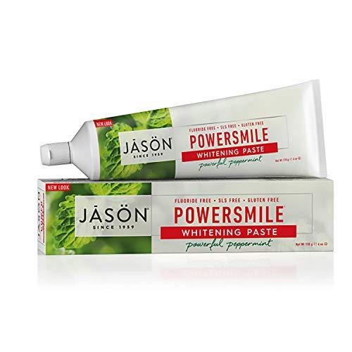 Jason Natural Cosmetics Powersmile Toothpaste, 170g