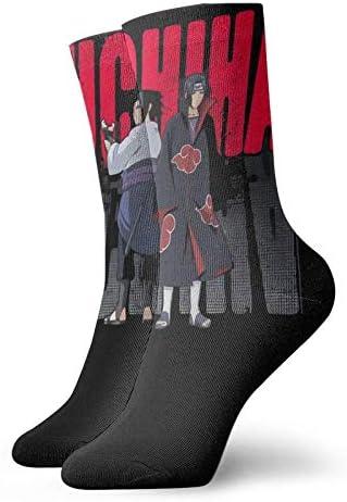 Sasuke Uchiha Sokken comfortabele zachte dikke sokken jongens meisjes