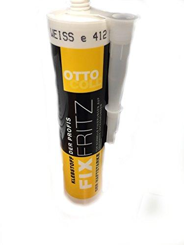 OTTOCOLL FIXFRITZ -BASIS- C01 WEISS 310ML - 3481401