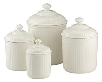 Best 4 piece canister set Reviews