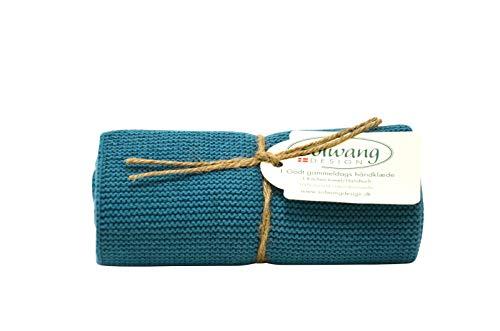 Solwang Handtuch azurblau