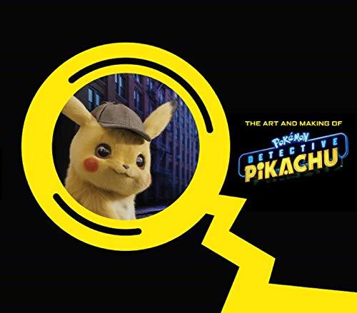 Art and Making of Pokemon Detective Pikachu