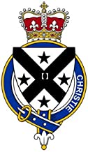 Christie Scotland Family Crest Coat of Arms Mouse Pad