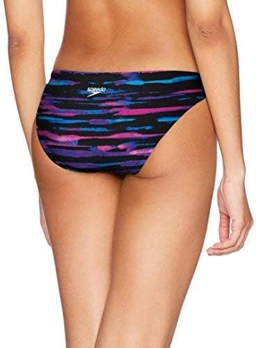 Speedo Women's Endurance lite Solid Bikini Bottom