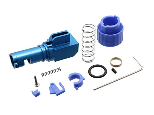 BEGADI G36 Airsoft/Softair CNC Aluminium Hop Up Unit Set (blau)