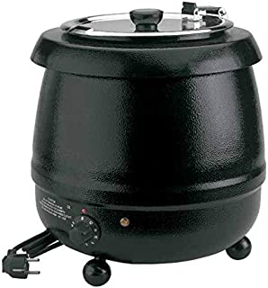 Lacor - 69037 - Olla Calentador Sopa eléctrico 10 Litros