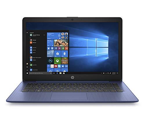 "Portátil HP Stream 14-ds0008nf Azul A4-9120e Dual 4GB DDR4 64GB eMMC AMD Graphics - UMA 14"" HD Slim SVA W10H-MS 1V2L8EA#ABF"