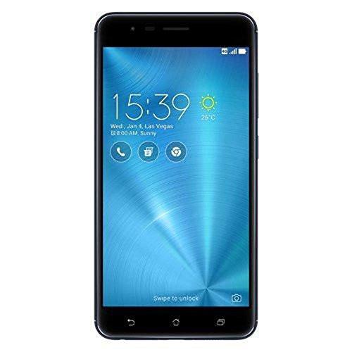 "ASUS ZenFone 3 Zoom ZE553KL 5.5 polegada"" Celular 4G (4GB + 64GB 12 + 12 mp Qualcomm Snapdragon 625 5000 mAh)"