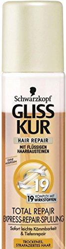 Schwarzkopf Gliss Kur Anti-Klit Spray Deep Repair, 200 ml