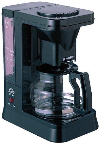 カリタ Kalita コーヒーメーカー 業務用 ドリップマシン 10カップ用 ET-103