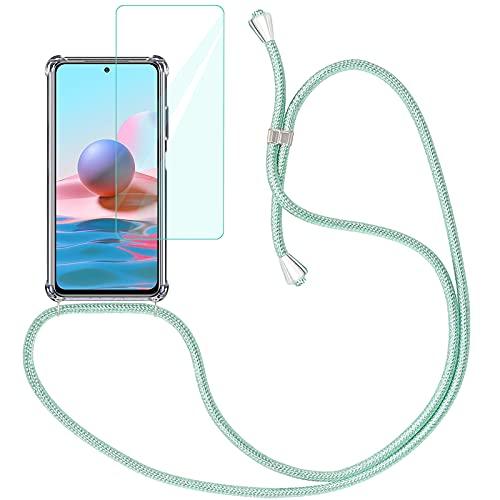 Yohii Funda con Cuerda para Xiaomi Redmi Note 10 4G / Note...