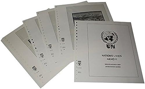 Lindner T Vordruckbl er T265 98 Vereinte Nationen GENF - Jahrgang 1998 bis 2012