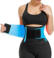 VENUZOR Waist Trainer Belt for Women - Waist Cincher Trimmer - Slimming Body Shaper Belt - Sport Girdle Belt (UP Graded