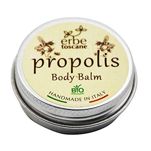 Unguento Bio PROPOLI 10g–Puro Concentrado de natura–Producto a mano de Toscana