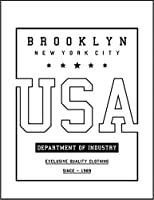 【FOX REPUBLIC】【アメリカ ブルックリン】 白マット紙(フレーム無し)A4サイズ