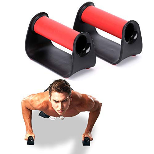 MetaBall Soporte para Flexiones Push Up Bars Stand, Gimnasio en casa E