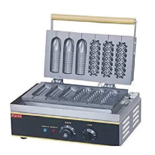 Waffle maker/ small cake machine/ snack machine/ househould equipment/ hotdog machine/baked corn machine