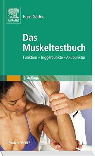 Das Muskeltestbuch by Hans Garten (2012-02-17)
