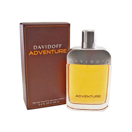 Davidoff Adventure Eau de Toilette, Uomo, 100 ml