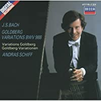 Bach - Goldberg Variations, Bwv988 (Korea Edition)