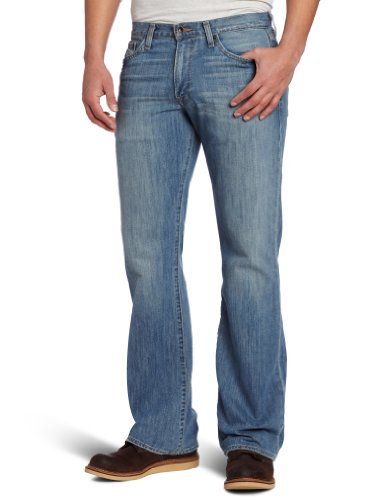Hot Sale Lucky Brand Men's 367 Vintage Bootcut Jean In Chambers, Chambers, 38x34