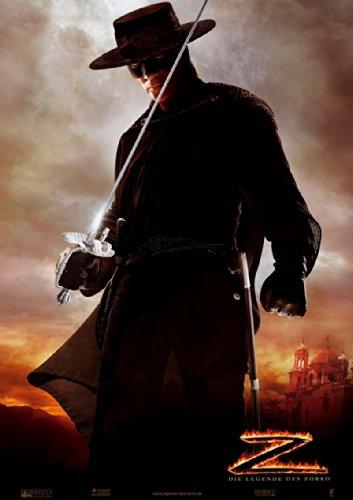 The Legend of Zorro (Bandaras) Original 27 X 40 Theatrical Movie Poster