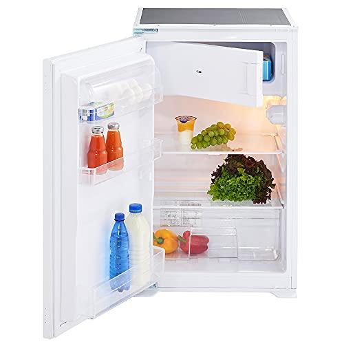 YUNA Einbau Kühlschrank Fedora EKS120 Schleppscharnier 118L