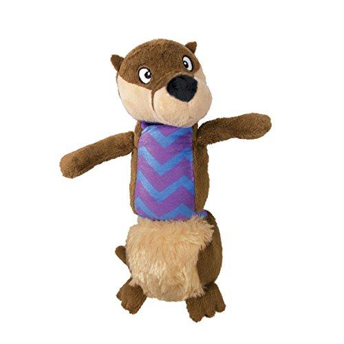 KONG rsg14stretchezz Tugga Otter Hundespielzeug Hundespielzeug, groß