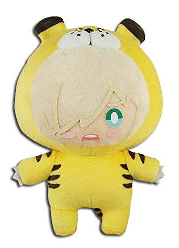 Great Eastern - Anime - Yuri on Ice - Yurio (Yuri) Plisetsky in Tiger Costume Plush, 6-Inches