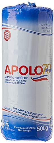 Algodão em Rolo 500G Unit, Apolo