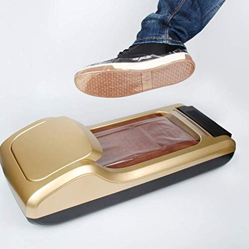 SCJ Pellicola Copriscarpe per distributore Automatico di Copriscarpe Pellicola Trasparente per Stivali