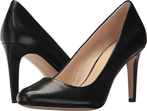 NINE WEST Handjive Black Leather 12