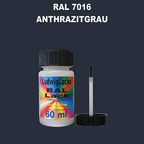 60 ml Lackstift mit Pinsel im Farbton RAL 7016 Anthrazitgrau