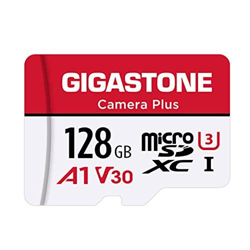Gigastone 128GB Micro SD Card, Camera Plus, GoPro, Action Camera, Sports...