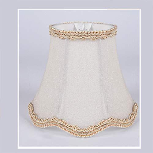 Lámpara de techo de estilo europeo moderno para velas, bombillas de pared, lámpara de mesa (24#)
