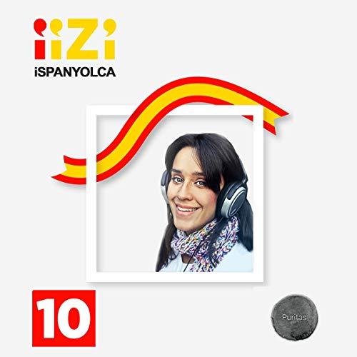 IIZI Ispanyolca 10 audiobook cover art