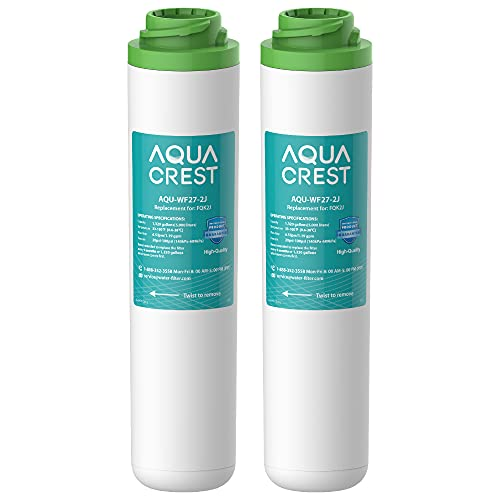 AQUACREST FQK2J 1320 Gallons Dual Flow Drinking Water Replacement...