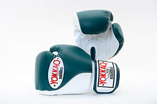 YOKKAO - Pantalones cortos de Muay Thai para artes marciales, artes marciales, artes marciales, entrenamiento, fitness, Medium, Anubis
