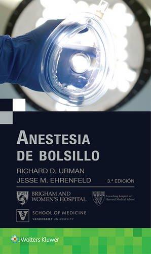 Anestesia de bolsillo (Pocket Notebook Series) (Spanish Edition)