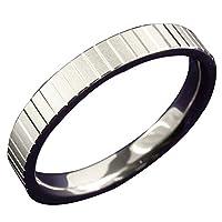 [アトラス]Atrus リング レディース pt999 純プラチナ999 指輪 鍛造 リング 地金 エンゲージリング 19号